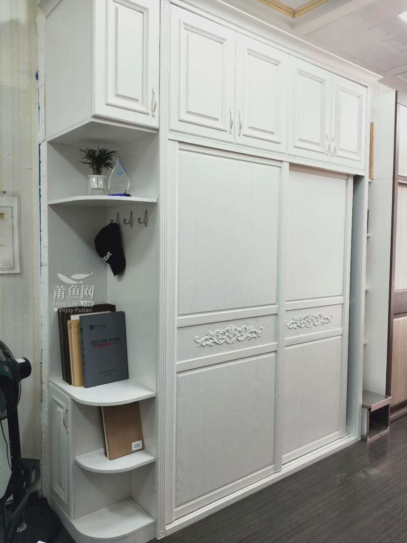 展厅样品衣柜橱柜出售图片