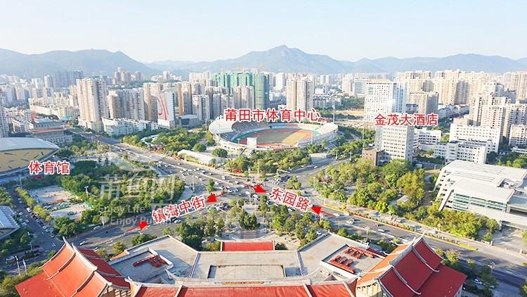 阳光100凤凰广场:预计年底开业!莆田市中心约20万㎡的购物广场即将亮相