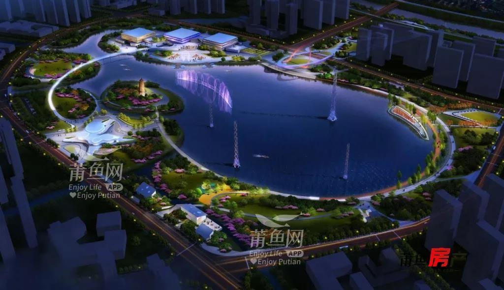 剑指玉湖!透视出这个开发商在莆田的城市战略!