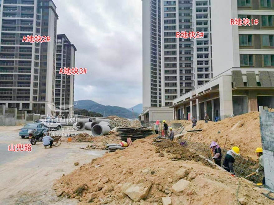 联发·君领天玺:坐标莆田CLD的国风大宅,均价1.6万/㎡!