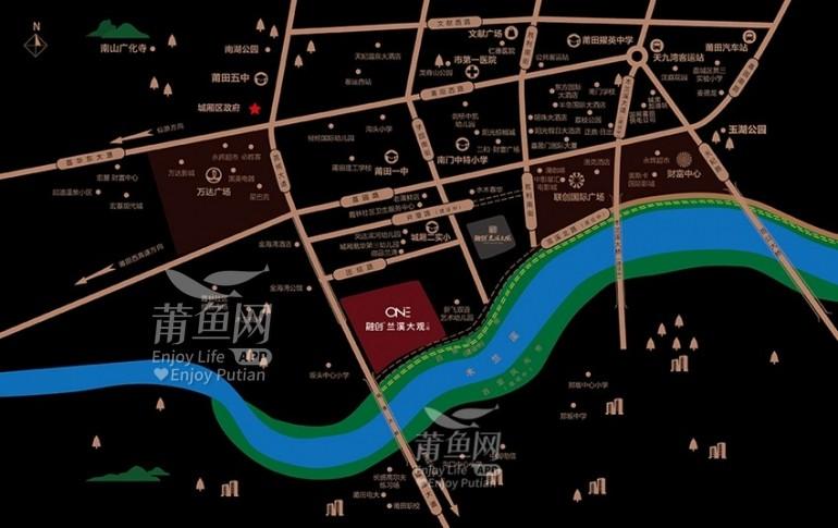 融创兰溪大观二期:城南红盘一线溪景,岁未大狂欢!