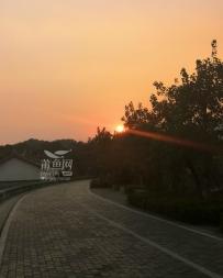 清晨与黄昏